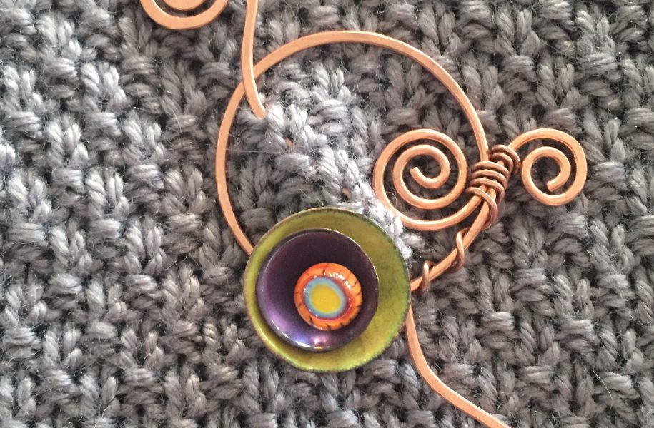 Brooches – A Tutorial