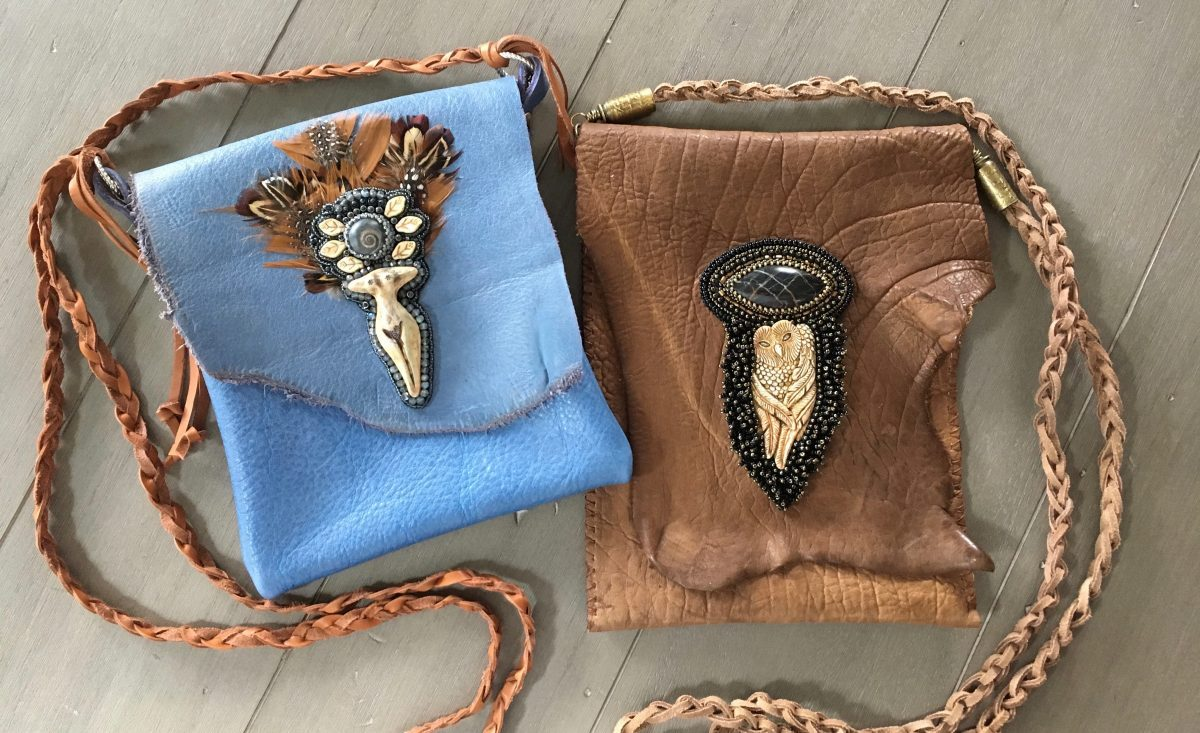 » Leather Love-Part Two: Making A Leather Purse